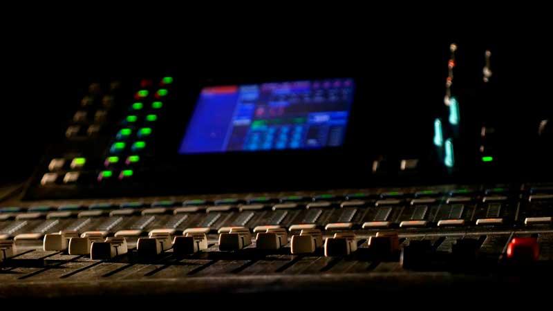 Curso de sonido en Madrid