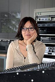 Cristina Martínez Casas. Técnica de sonido y profesora